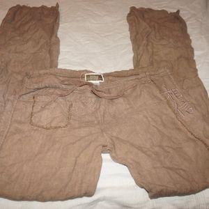 Zen Sei Linen pants M
